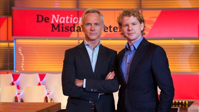 De Nationale misdaadmeter