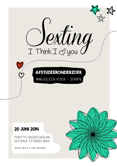 Sexting, I Think I Love You - Marjolein Kock